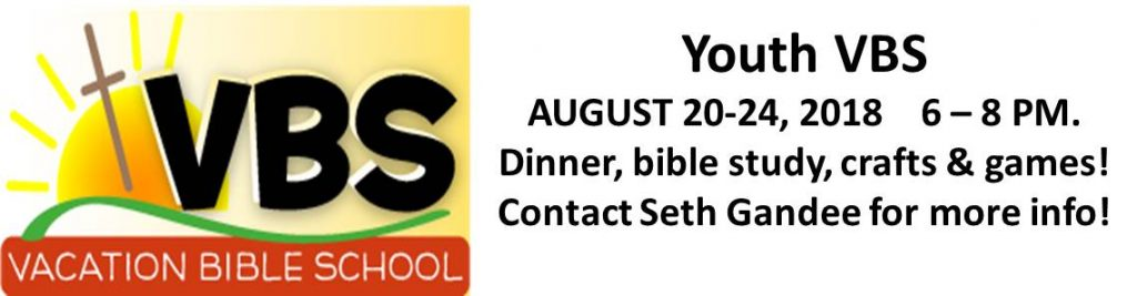 Youth VBS
