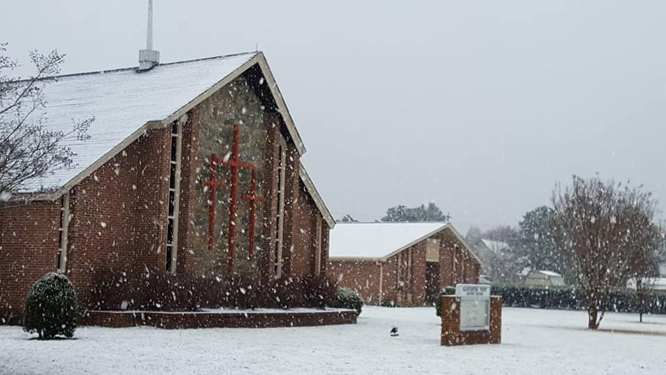 2018 December Snow