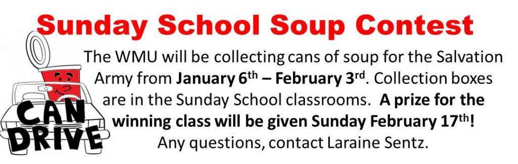 Soup Contest