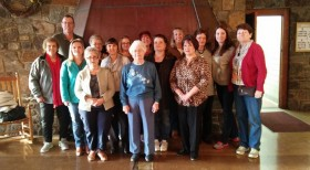 201511_Women's Getaway Group Pic-Closeup
