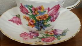 Tulip Teacup