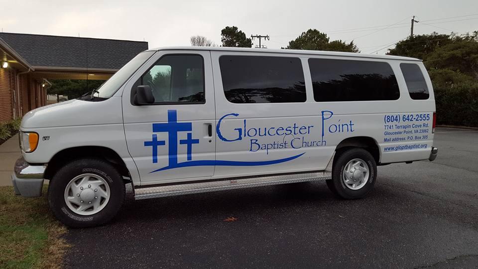 2015 GPBC Van