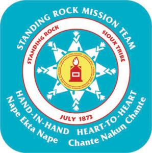 Standing Rock Mission Team Logo